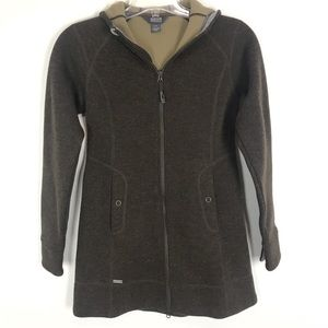 Outdoor Research Flurry Jacket wool fleece zip S